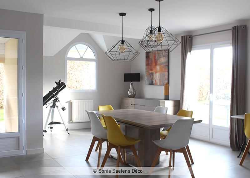 Comment créer une décoration moderne dans un salon/séjour