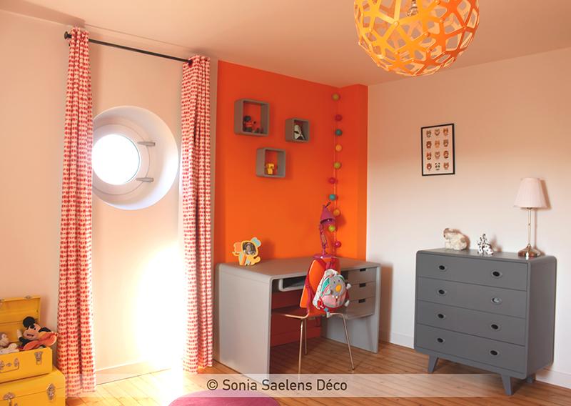 Comment aménager une chambre d'enfant joyeuse et colorée